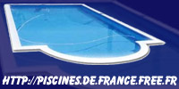 Piscines en france